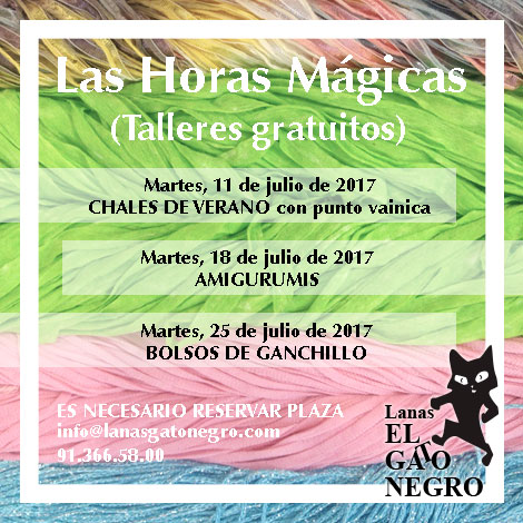 taller gratuito manualidades madrid centro