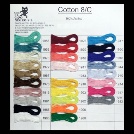 Carta-de-Colores-Cotton-8C