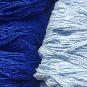 lanas on line Cor Algodón Nilo