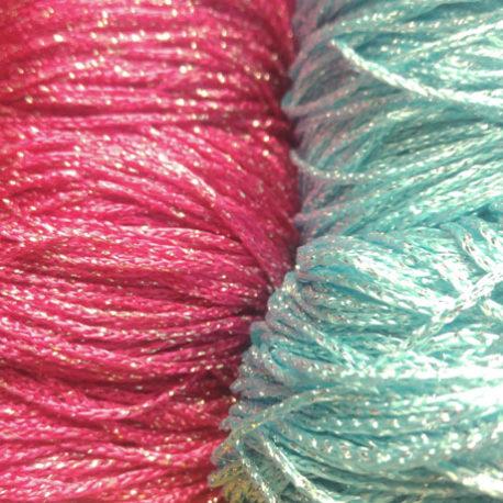 madejas de lana
