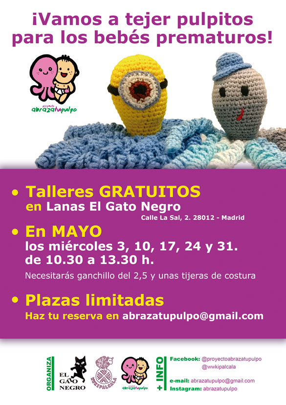 talleres gratuitos madrid